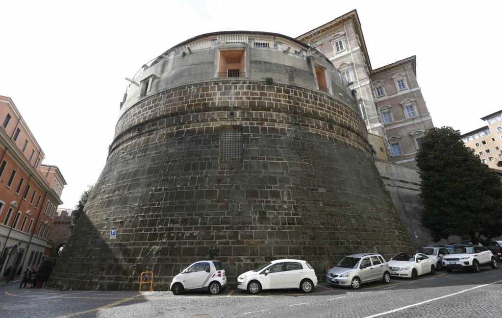Vatican bank posts healthy profit  despite economic shock of pandemic