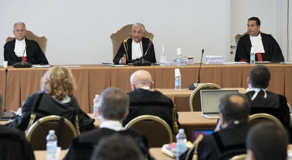 Intrigue at Vatican  property trial